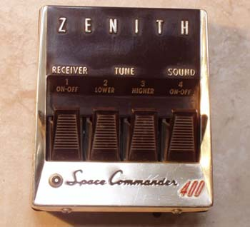 Pilot Zenith Space Commander 400